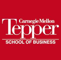 CMU Tepper Logo